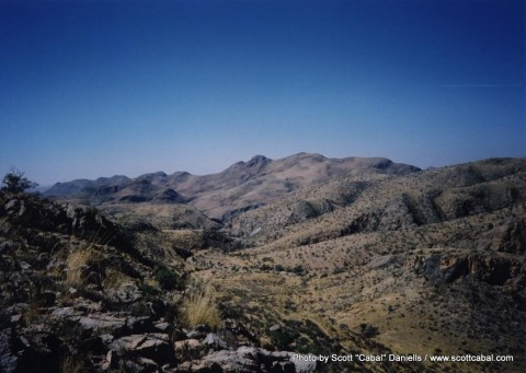 From Namib Naukluft to Fish River