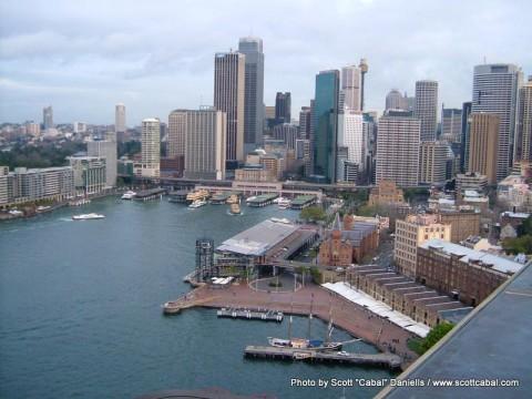Bridge Climb and Sydney Explorer