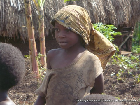 Africa Day 7 – Chimp Trek