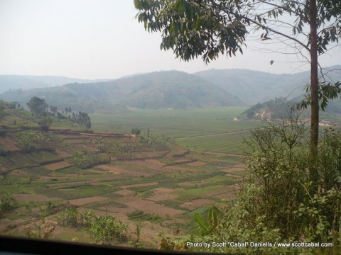 Africa Day 13 – Back to Uganda