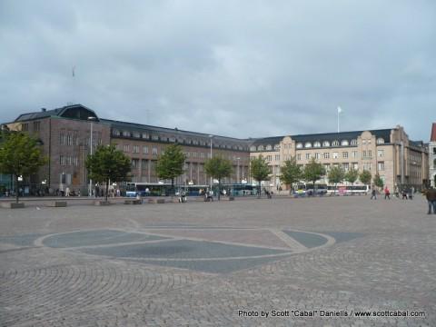 Helsinki Day 4 – Returning Home