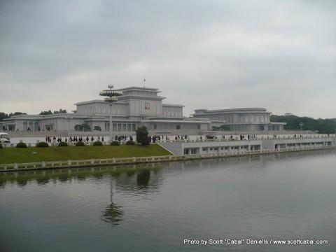 Kumsusan Memorial Palace