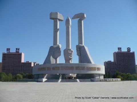 Last full day in the DPRK