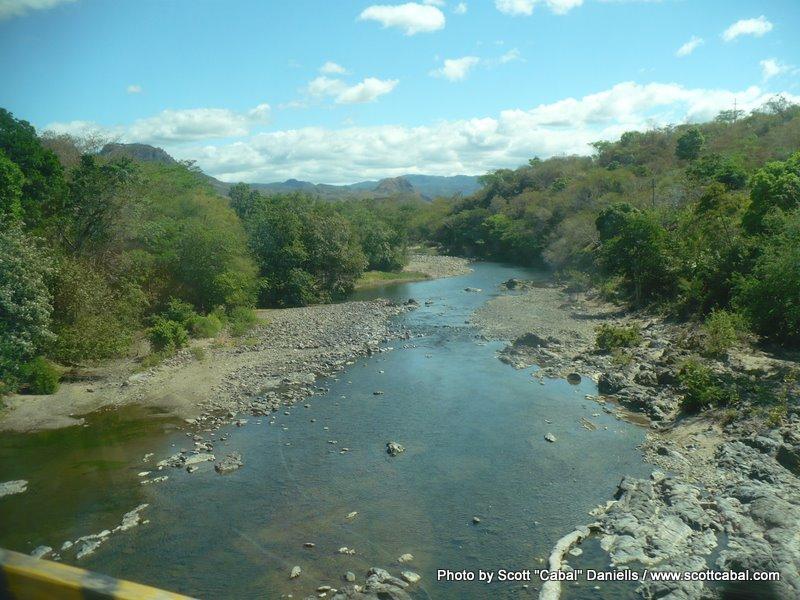 Honduran River