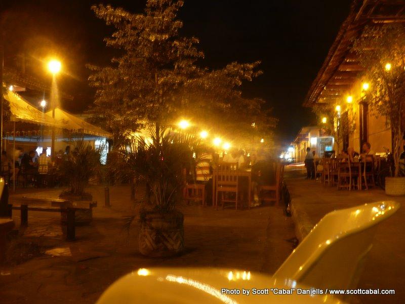 Granada by night