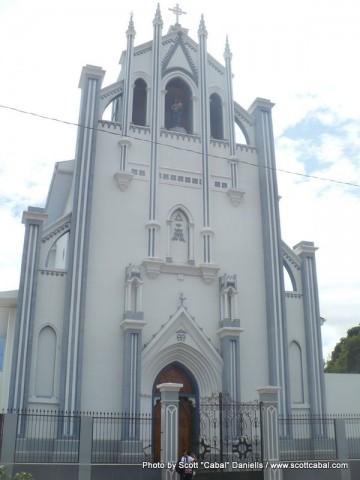 A church in Granada