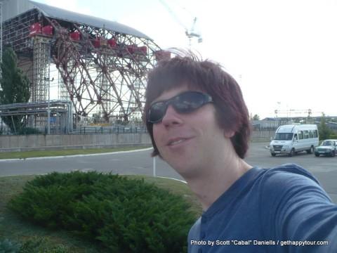 My Chernobyl Blog is online