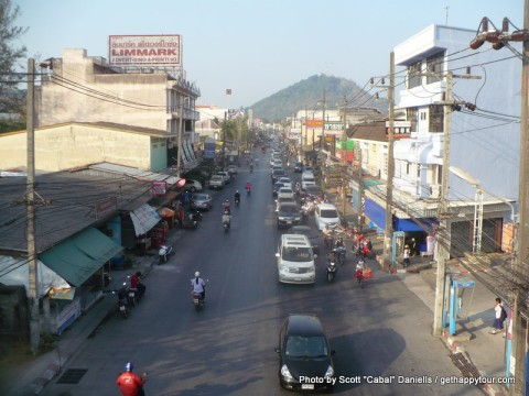 A day in Phuket Town