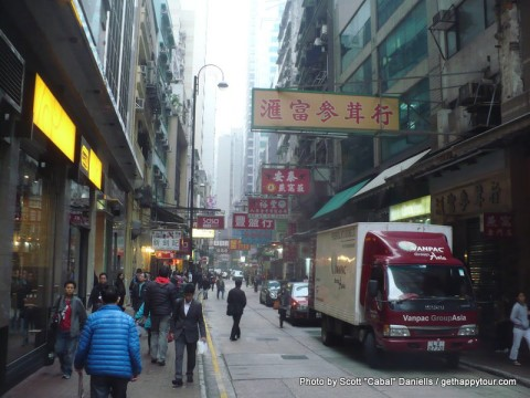 Hong Kong and home again