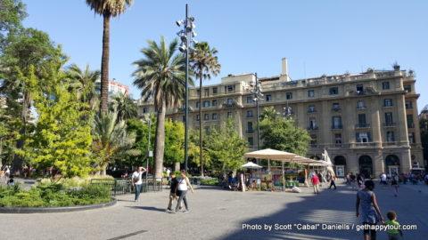 Santiago part 1