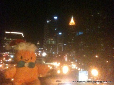 Charlie : Visiting Atlanta and Guatemala