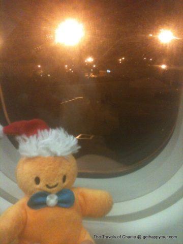 Charlie : Kigali Airport, Rwanda