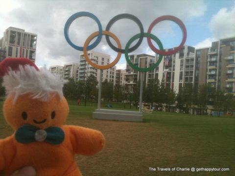 Charlie : London 2012 Olympic Games