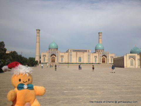 Charlie : Uzbekistan
