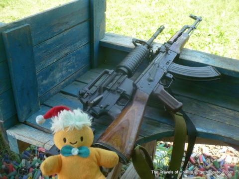 Charlie : Ukraine